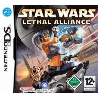 Star Wars Lethal Alliance NDS