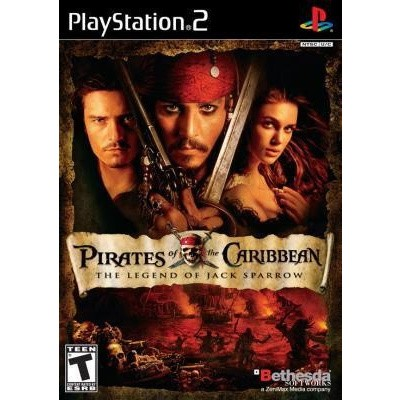 Pirates: The Legend Of Jack Sparrow PS2