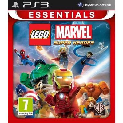 Foto van Lego Marvel Super Heroes (Essentials) PS3