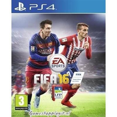 Foto van Fifa 16 PS4