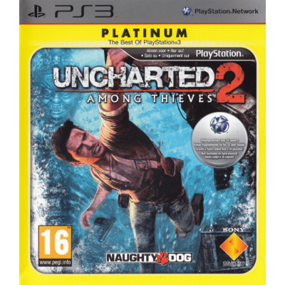 Foto van Uncharted 2 Among Thieves (Platinum) PS3
