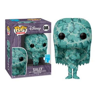 Pop! Art Series: Disney - Nightmare Before Christmas Sally + Case FUNKO