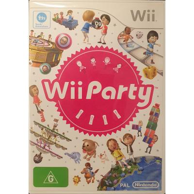 Foto van Wii Party (Bundle Copy) WII
