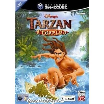 Foto van Disney´s Tarzan Freeride Nintendo GameCube