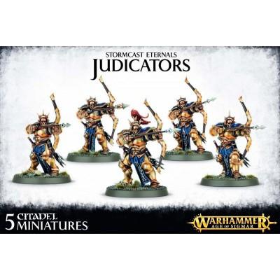 Stormcast Eternals Judicators 5 Man Warhammer Age of Sigmar