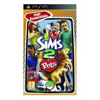 Foto van De Sims 2 Huisdieren (Essentials) PSP
