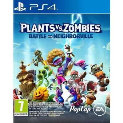 Foto van Plants vs. Zombies: Battle for Neighborville PS4