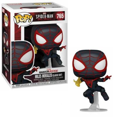 Pop! Marvel Spider-Man: Miles Morales - Miles Morales Classic Suit FUNKO