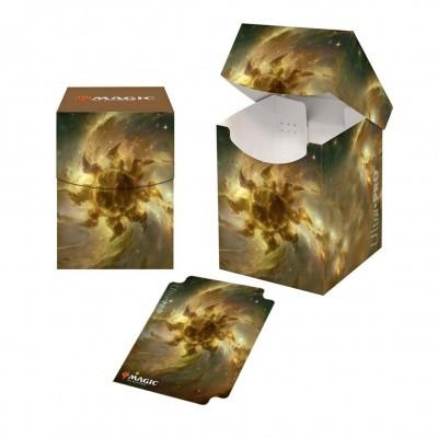 Foto van TCG Magic The Gathering Celestial Plains 100+ Deckbox MAGIC THE GATHERING