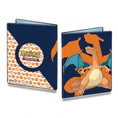 Foto van TCG Pokémon Charizard Portfolio 9-Pocket POKEMON