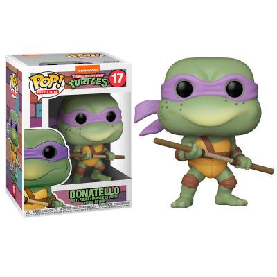 Foto van Pop! Retro Toys: TMNT - Donatello FUNKO