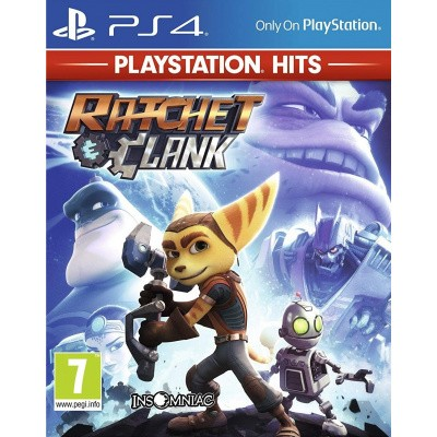 Foto van Ratchet & Clank (PlayStation Hits) PS4