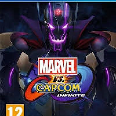 Marvel vs. Capcom: Infinite (Deluxe Steelcase Edition) PS4