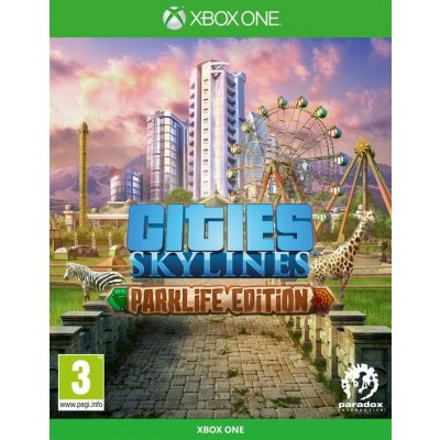 Foto van Cities Skylines Parklife Edition XBOX ONE