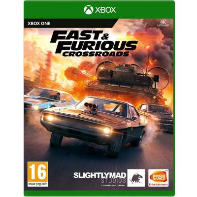 Foto van Fast & Furious Crossroads XBOX ONE