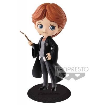 Q Posket Harry Potter Ron Weasley Figure A versie 15 cm MERCHANDISE