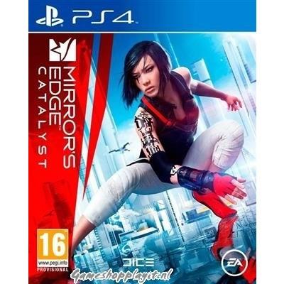 Foto van Mirror's Edge Catalyst PS4