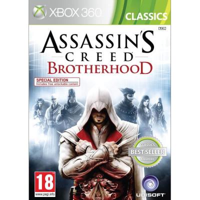 Foto van Assassin's Creed Brotherhood Special Edition (Classics) XBOX 360