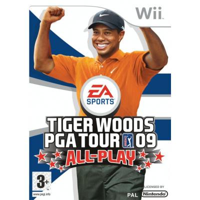 Tiger Woods Pga Tour 09 WII