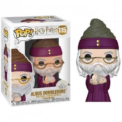 Foto van Pop! Harry Potter: Albus Dumbledore With Baby Harry FUNKO