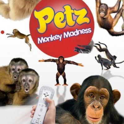 Foto van Petz Monkey Madness WII