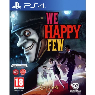 Foto van We Happy Few PS4