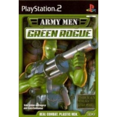 Foto van Army Men Green Rogue PS2