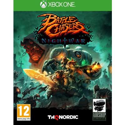 Foto van Battle Chasers: Nightwar Xbox One