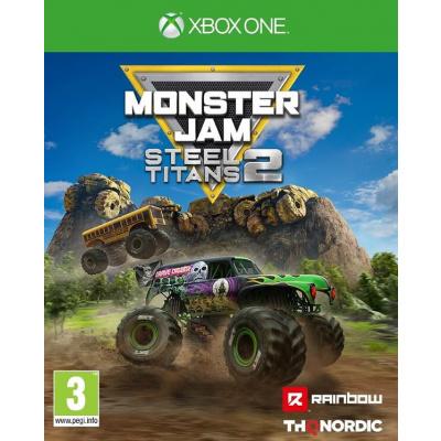 Foto van Monster Jam: Steel Titans 2 Xbox One