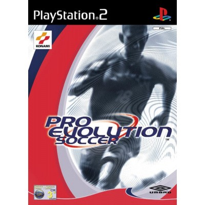 Foto van Pro Evolution Soccer PS2