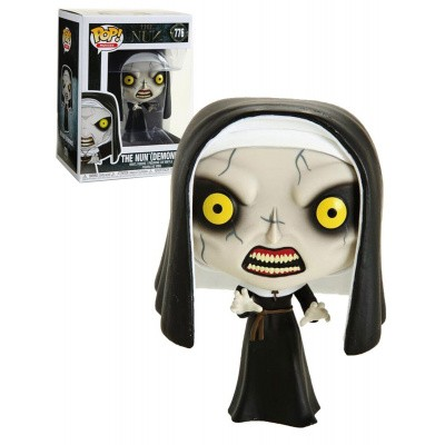 Pop! Movies: The Nun - The Demonic Nun FUNKO