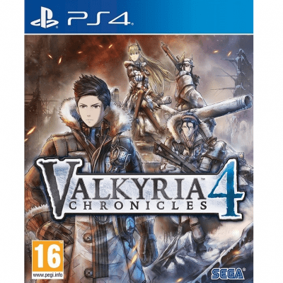 Foto van Valkyria Chronicles 4 PS4