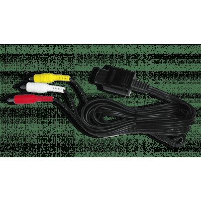 Av Kabel Imitatie Nintendo Gamecube (Ook geschikt voor de SNES en N64) NGC