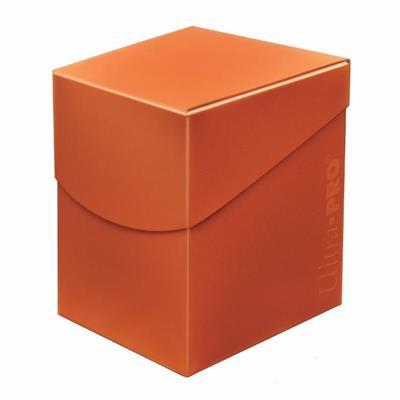 TCG Deckbox Pro-100+ - Pumpkin Orange DECKBOX