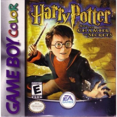 Foto van Harry Potter And The Chamber Of Secrets GBC