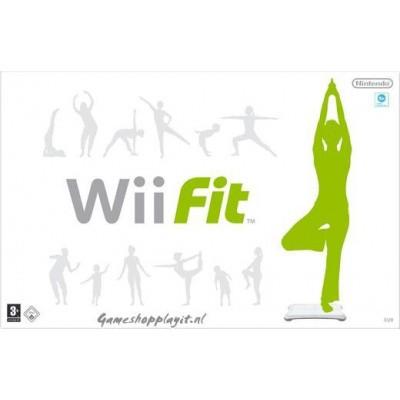 Wii Fit + Balance Board WII