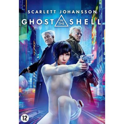Foto van Ghost In The Shell (2017) DVD