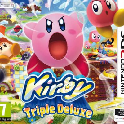 Kirby: Triple Deluxe 3DS