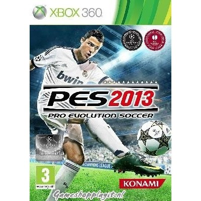 Foto van Pro Evolution Soccer 2013 (Pes 2013) XBOX 360