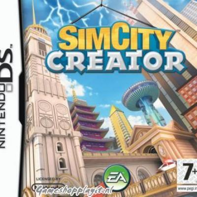 Foto van Simcity Creator NDS