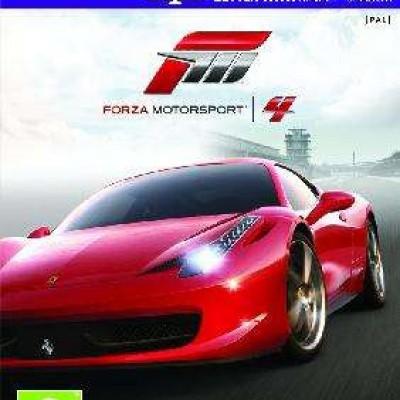 Foto van Forza Motorsport 4 XBOX 360
