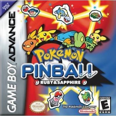 Foto van Pokemon Pinball: Ruby & Sapphire GBA