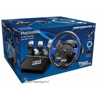 Foto van Thrustmaster T150 Rs Pro Racing Wheel PS4