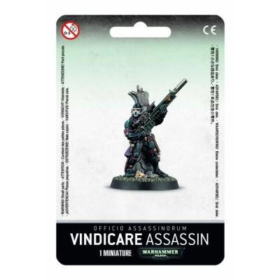 Foto van Officio Assassinorum Vindicare Assassin WARHAMMER 40K