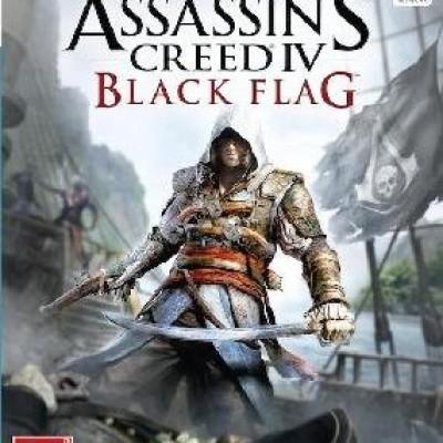 Foto van Assassin's Creed IV Black Flag WII U