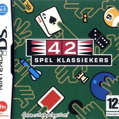 42 Spel Klassiekers NDS