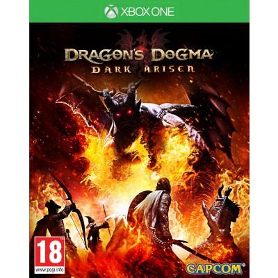 Foto van Dragon's Dogma Dark Arisen XBOX ONE