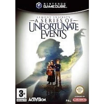 A Series Of Unfortunate Events Nintendo GameCube