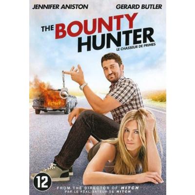 Foto van The Bounty Hunter DVD