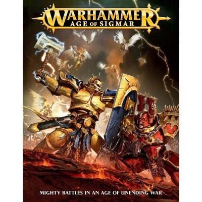Age of Sigmar Book Warhammer Age of Sigmar